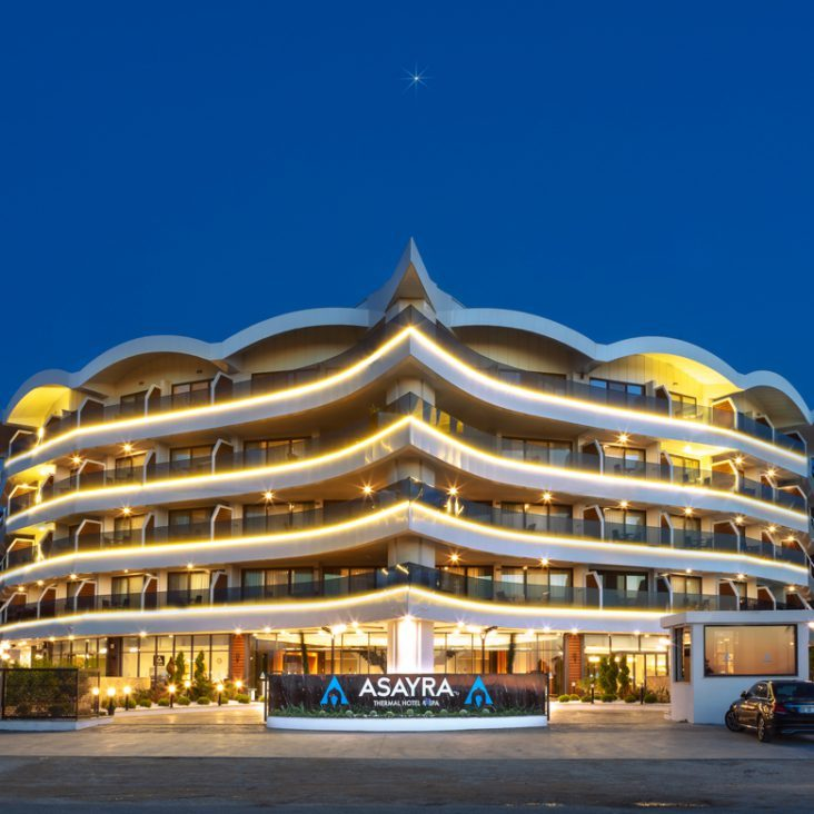 Asayra Thermal Spa & Deluxe Hotel