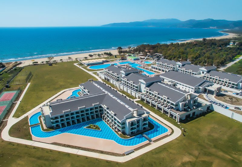 Korumar Ephesus Beach & Spa Resort Otel